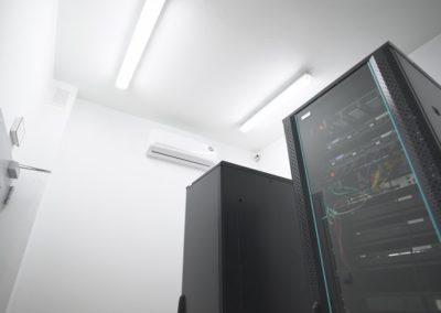 klimatyzacja Nowogard serwerownia